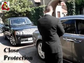 Close Protection Glasgow