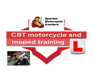 CBT Motorbike Training Cheshire