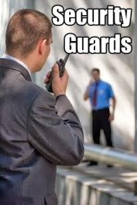 Security Guards Warrington