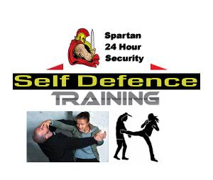 Self Defence Training Cheshire